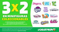 Ofertas de Juguetes y bebes  en el folleto de Juguetrón en Cuautitlán Izcalli