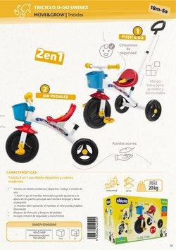 Ofertas de Triciclo en Chicco