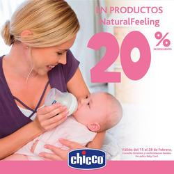 Ofertas de Juguetes y bebes  en el folleto de Chicco en León
