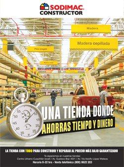 Ofertas de Hogar y Muebles en el catálogo de Sodimac Constructor en Huixquilucan de Degollado ( 21 días más )