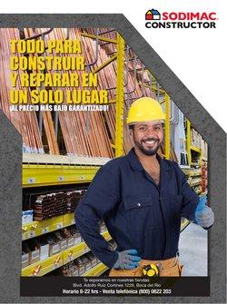 Ofertas de Hogar y Muebles en el catálogo de Sodimac Constructor en Veracruz ( 6 días más )