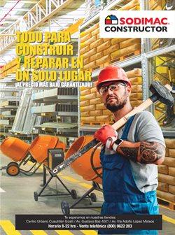 Catálogo Sodimac Constructor ( 3 días más )
