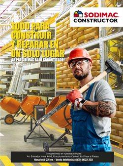 Catálogo Sodimac Constructor ( 5 días más )