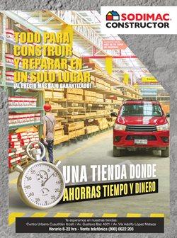 Ofertas de Ferreterías y Construcción en el catálogo de Sodimac Constructor ( 8 días más)