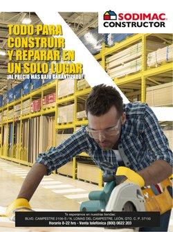 Ofertas de Hogar y Muebles en el catálogo de Sodimac Constructor ( 2 días más)