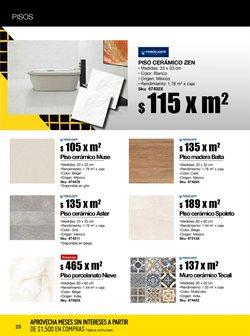 Ofertas de Porcelanite en el catálogo de Sodimac Constructor ( 18 días más)