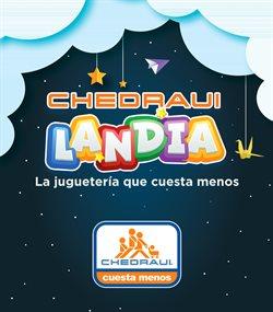 Ofertas de Hiper-Supermercados en el catálogo de Chedraui en Aguascalientes ( Más de un mes )