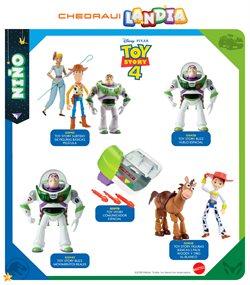Ofertas de Toy Story en Chedraui