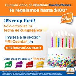 Catálogo Chedraui ( Publicado ayer )