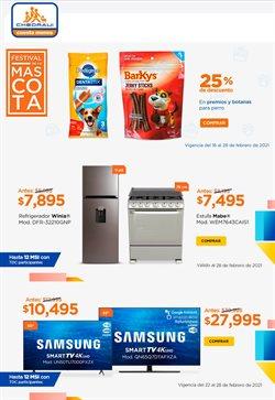 Ofertas de Hiper-Supermercados en el catálogo de Chedraui en Ciudad de México ( Publicado hoy )