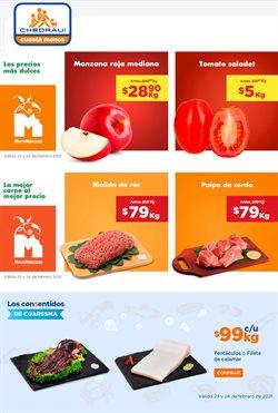 Ofertas de Hiper-Supermercados en el catálogo de Chedraui en Ciudad de México ( Caduca hoy )