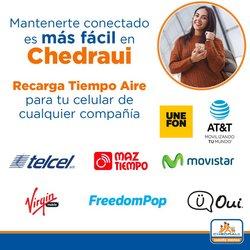 Catálogo Chedraui ( Caduca hoy )