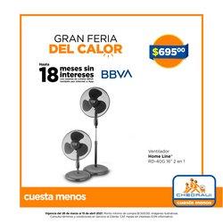 Ofertas de Hiper-Supermercados en el catálogo de Chedraui en Santiago de Querétaro ( 5 días más )