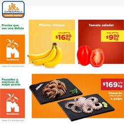 Ofertas de Hiper-Supermercados en el catálogo de Chedraui en Naucalpan (México) ( Caduca hoy )