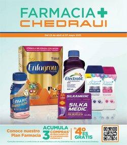 Catálogo Chedraui ( Vence mañana)