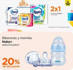 Ofertas de Hiper-Supermercados en el catálogo de Chedraui ( 10 días más)