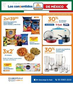 Ofertas de Hiper-Supermercados en el catálogo de Chedraui ( Vence hoy)