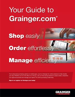 Ofertas de Grainger  en el folleto de Hermosillo