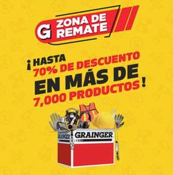 Cupón Grainger en Guadalupe (Zacatecas) ( 4 días más )