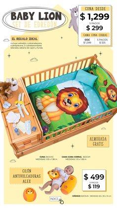Ofertas de Baby en Colchas Concord