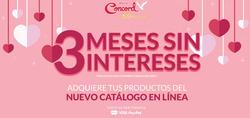 Ofertas de Colchas Concord  en el folleto de Guadalajara