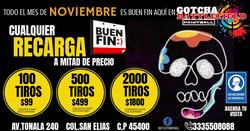 Cupón El Buen Fin Tiendas Locales en Santiago de Querétaro ( 2 días más )