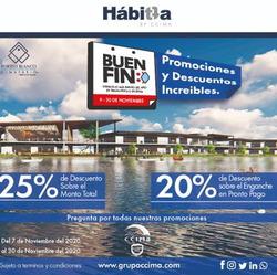 Cupón El Buen Fin Tiendas Locales en Tonalá (Jalisco) ( 6 días más )