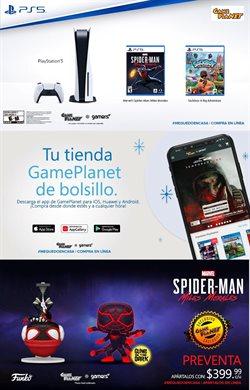 Catálogo Gameplanet en Ciudad de México ( Caducado )