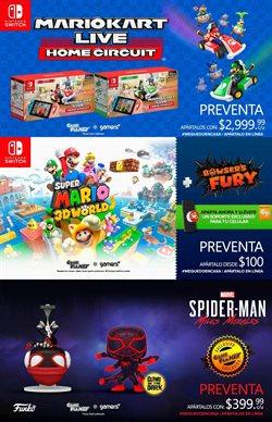 Ofertas de Electrónica y Tecnología en el catálogo de Gameplanet en Heróica Puebla de Zaragoza ( 2 días publicado )