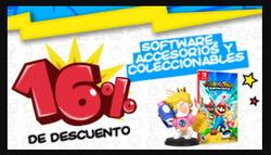 Ofertas de Gameplanet  en el folleto de Guadalajara