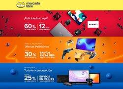 Ofertas de Electrónica y Tecnología en el catálogo de Mercado Libre ( 14 días más)