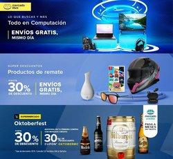 Ofertas de Electrónica y Tecnología en el catálogo de Mercado Libre ( 4 días más)