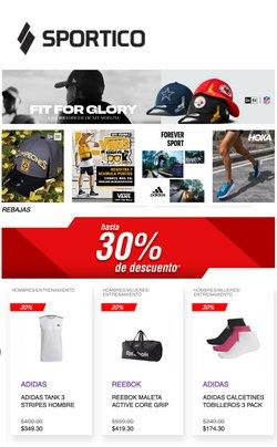 Ofertas de Adidas en el catálogo de Sportico ( 4 días más)