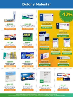 Ofertas de Levofloxacino en Farmalisto