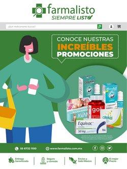 Ofertas de Farmacias y Salud en el catálogo de Farmalisto ( 11 días más)