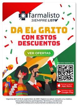 Ofertas de Farmacias y Salud en el catálogo de Farmalisto ( 8 días más)