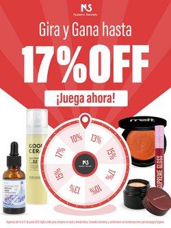 Ofertas de Perfumerías y Belleza en el catálogo de Nuestro Secreto ( Vence hoy)