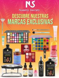 Ofertas de Perfumerías y Belleza en el catálogo de Nuestro Secreto ( Publicado ayer)