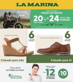 Ofertas de Tiendas Departamentales en el catálogo de La Marina ( Vence mañana)