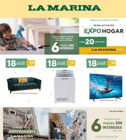 Catálogo La Marina ( Vence hoy)