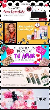 Catálogo Sephora en Monterrey ( Caducado )