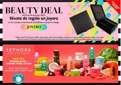 Ofertas de Sephora en el catálogo de Sephora ( Vencido)