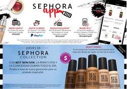 Ofertas de Sephora en el catálogo de Sephora ( 3 días más)