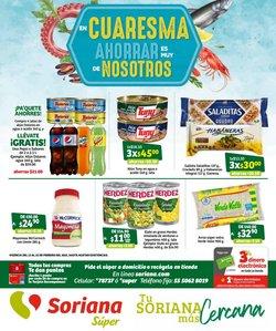 Ofertas de Hiper-Supermercados en el catálogo de Soriana Híper en Ciudad de México ( Vence mañana )