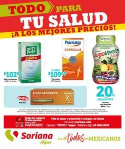 Catálogo Soriana Híper en Tijuana ( 2 días publicado )