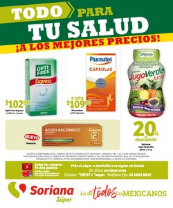 Catálogo Soriana Híper ( 2 días más )