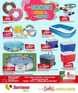 Ofertas de Hiper-Supermercados en el catálogo de Soriana Híper ( 4 días más )
