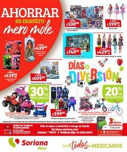 Ofertas de Hiper-Supermercados en el catálogo de Soriana Híper en Guadalupe (Nuevo León) ( Publicado hoy )