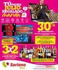 Catálogo Soriana Híper ( 3 días más )