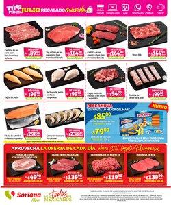 Ofertas de Hiper-Supermercados en el catálogo de Soriana Híper ( Vence hoy)